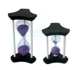שעון חול אמיתי- מודד 30 דקות