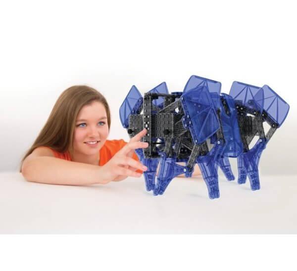 ערכה להרכבת רובוט ענק HEXBUG
