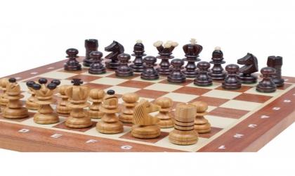 מתנה מקורית - לוח שחמט מהודר