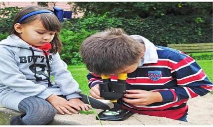 מיקרוסקופים מומלצים לילדים
